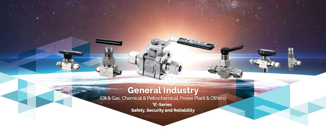 GI – Process & Instrumentation Valve Equipment for Oil & Gas and General Industries